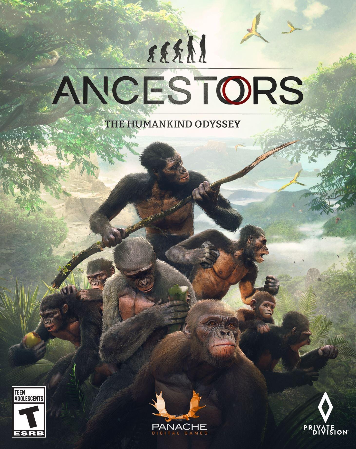 Ancestors: The Humankind Odyssey (ROW)