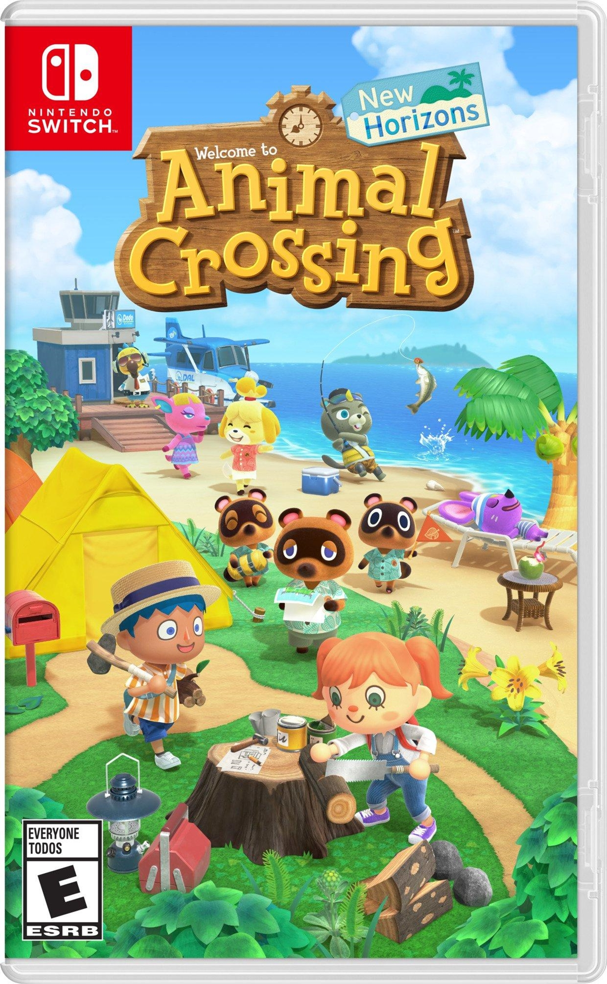 Bild von Animal Crossing: New Horizons