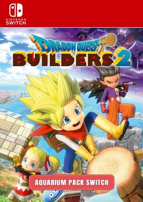 Afbeelding van AOC Dragon Quest Builders 2 - Aquarium Pack