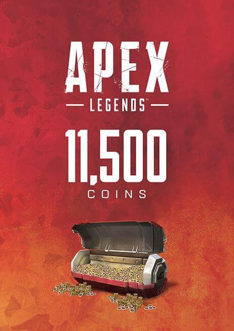 Apex Legends™ - 11500 Apex Coins