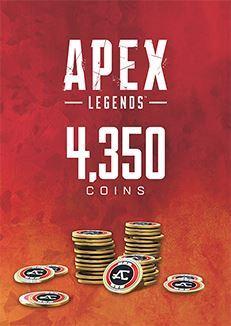 Afbeelding van Apex Legends™ - 4350 Apex Coins