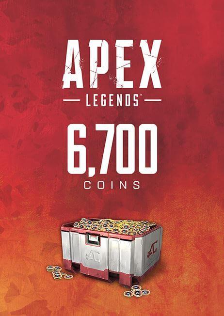Apex Legends™ - 6700 Apex Coins