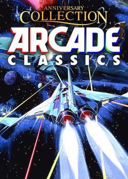 Arcade Classics Anniversary Collection. ürün görseli