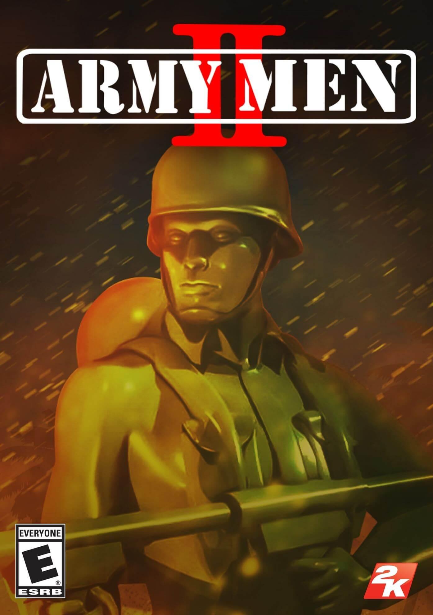 Army Men II (ROW)