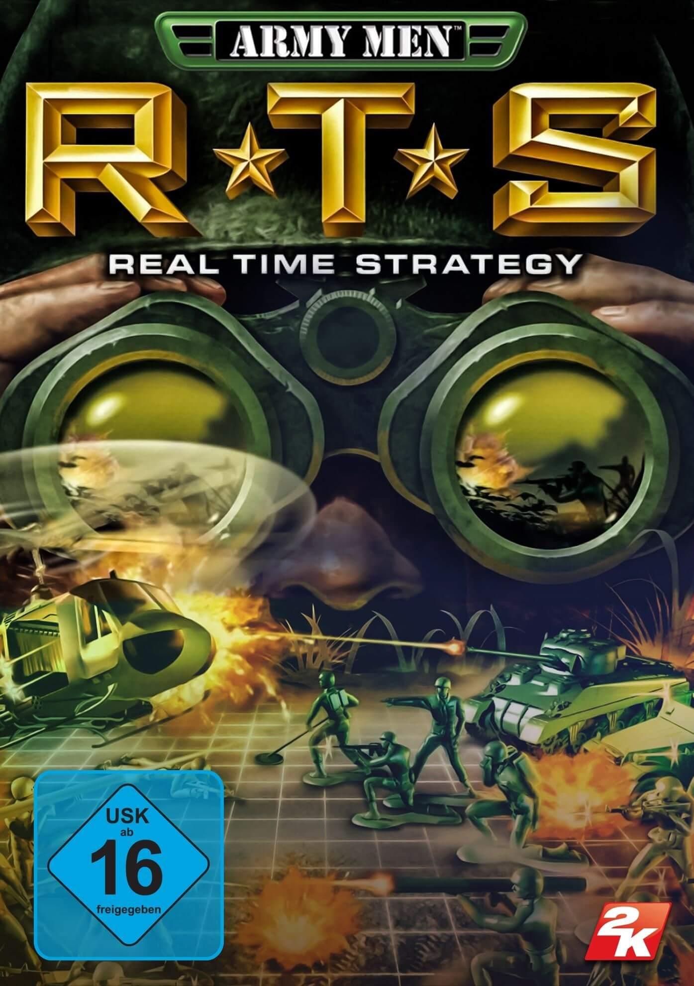 Army Men RTS (ROW)