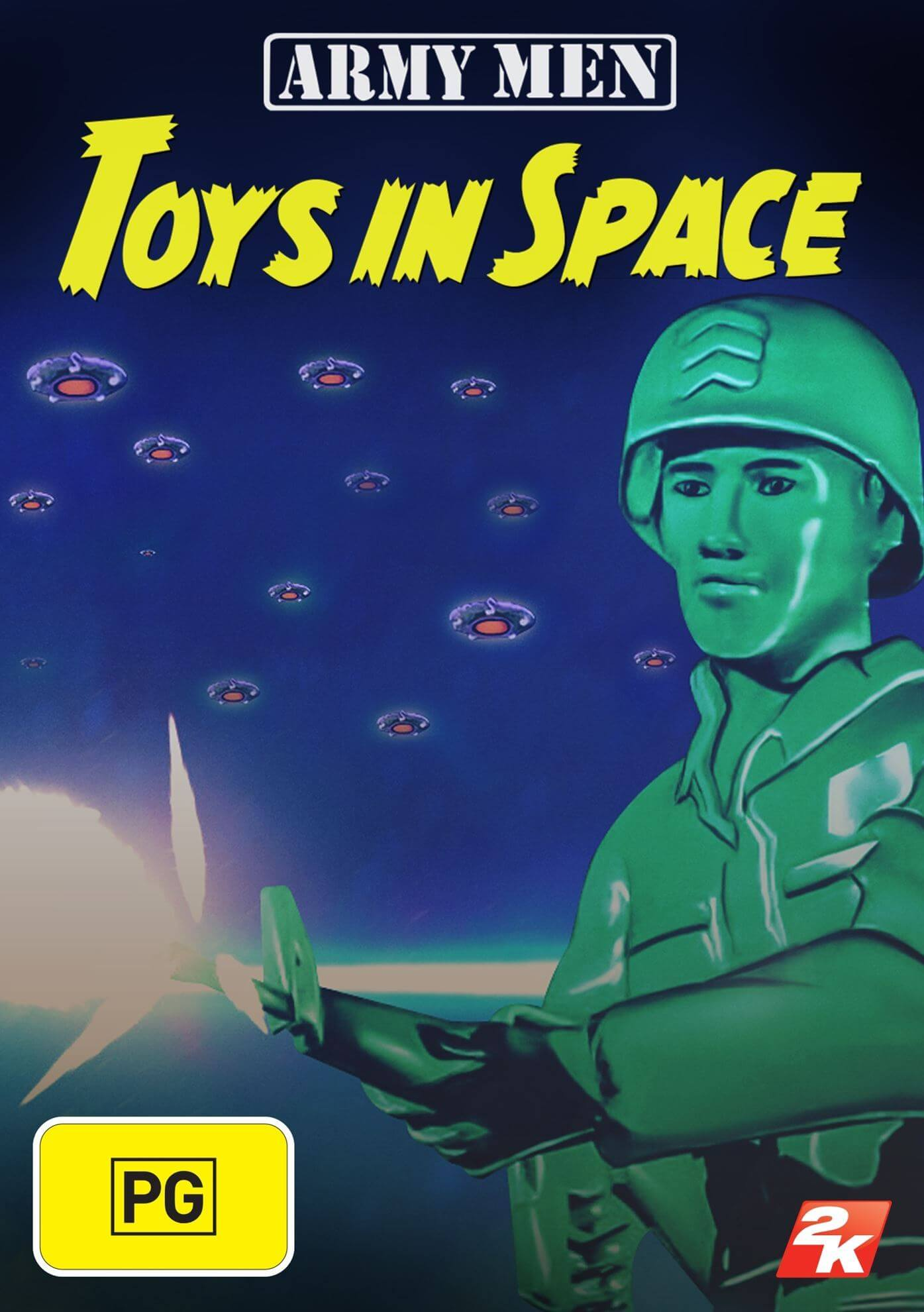Army Men: Toys In Space (ROW)