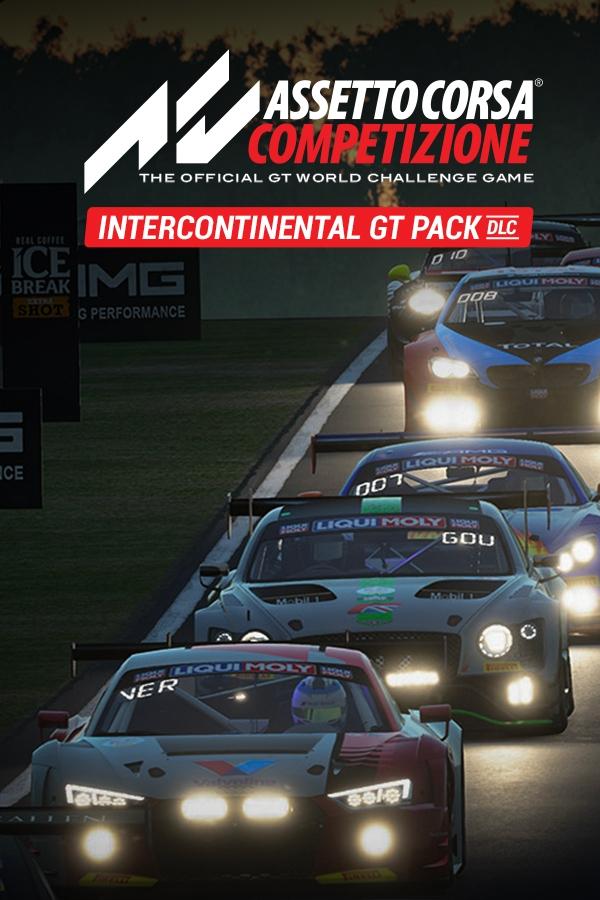 Bild von Assetto Corsa Competizione - Intercontinental GT Pack