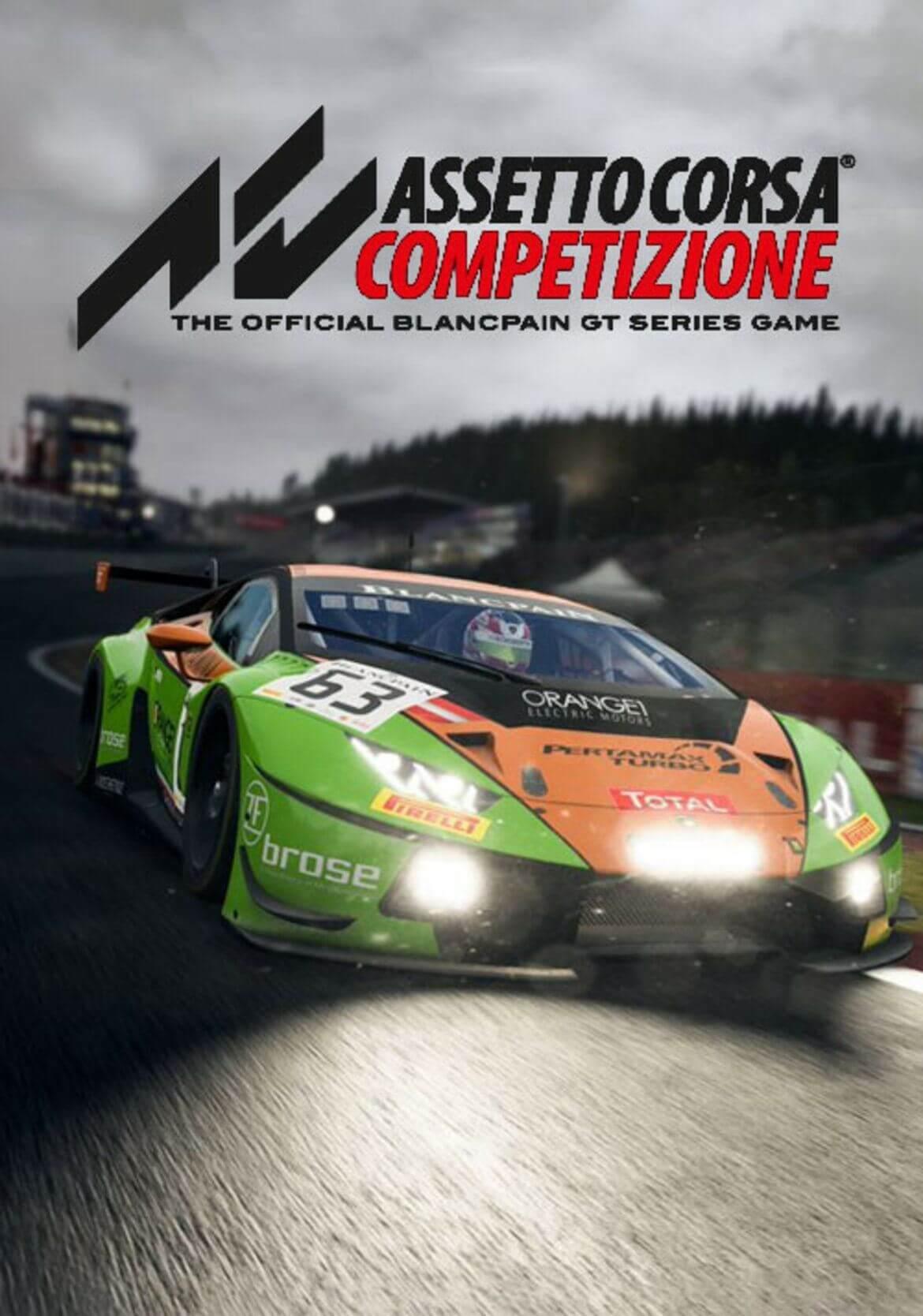 Assetto Corsa Competizione. ürün görseli