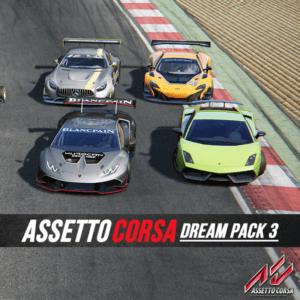 Afbeelding van Assetto Corsa - Dream Pack 3