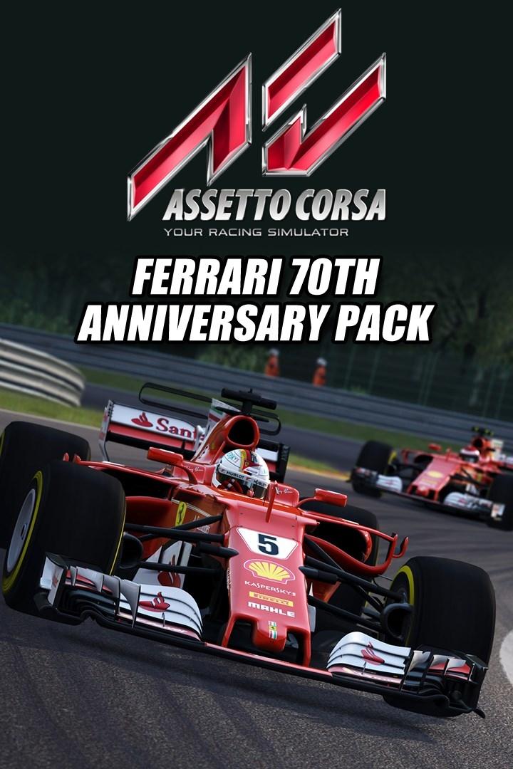 Picture of Assetto Corsa - Ferrari 70th Anniversary Pack