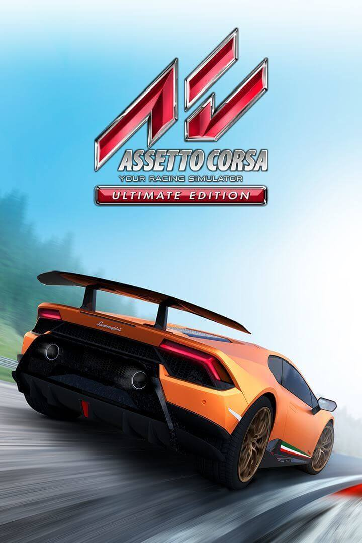 Assetto Corsa Ultimate Edition. ürün görseli