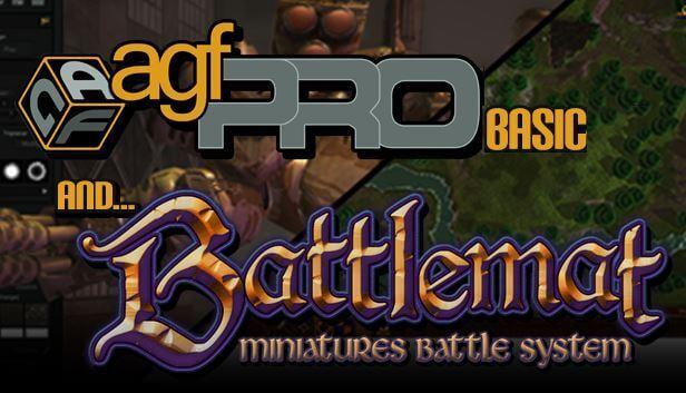 Axis Game Factory's AGFPRO + BattleMat Multiplayer DLC