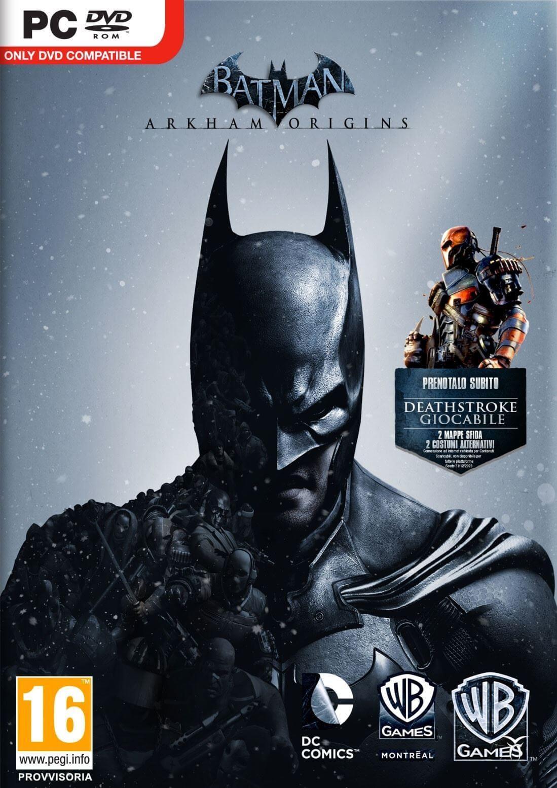 Batman : Arkham Origins (WW)