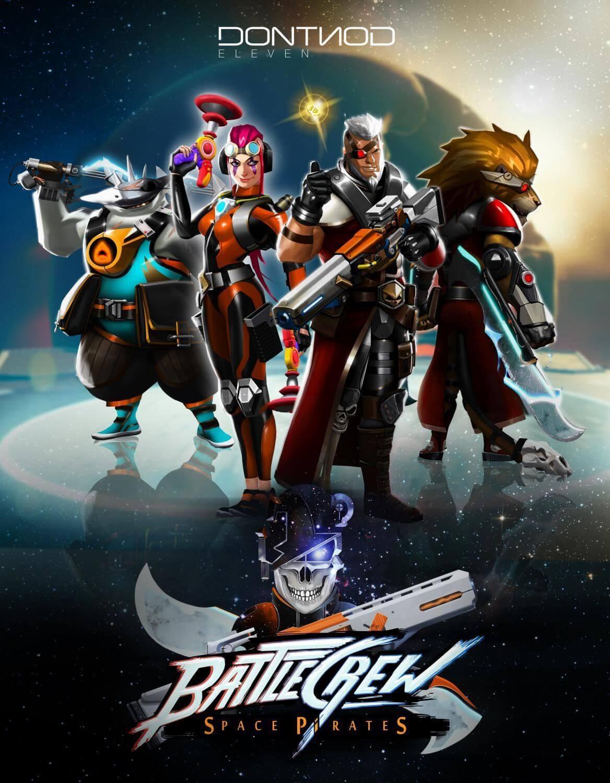 BATTLECREW™ Space Pirates - All Pirates Skins