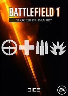 Battlefield™ 1: Shortcut Kit - Infantry Bundle