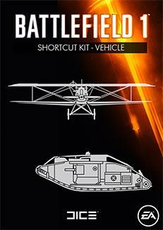 Battlefield™ 1: Shortcut Kit - Vehicle Bundle