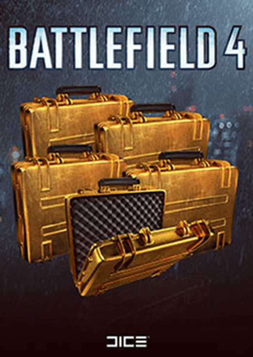 Battlefield 4™: 5x Gold Battlepacks