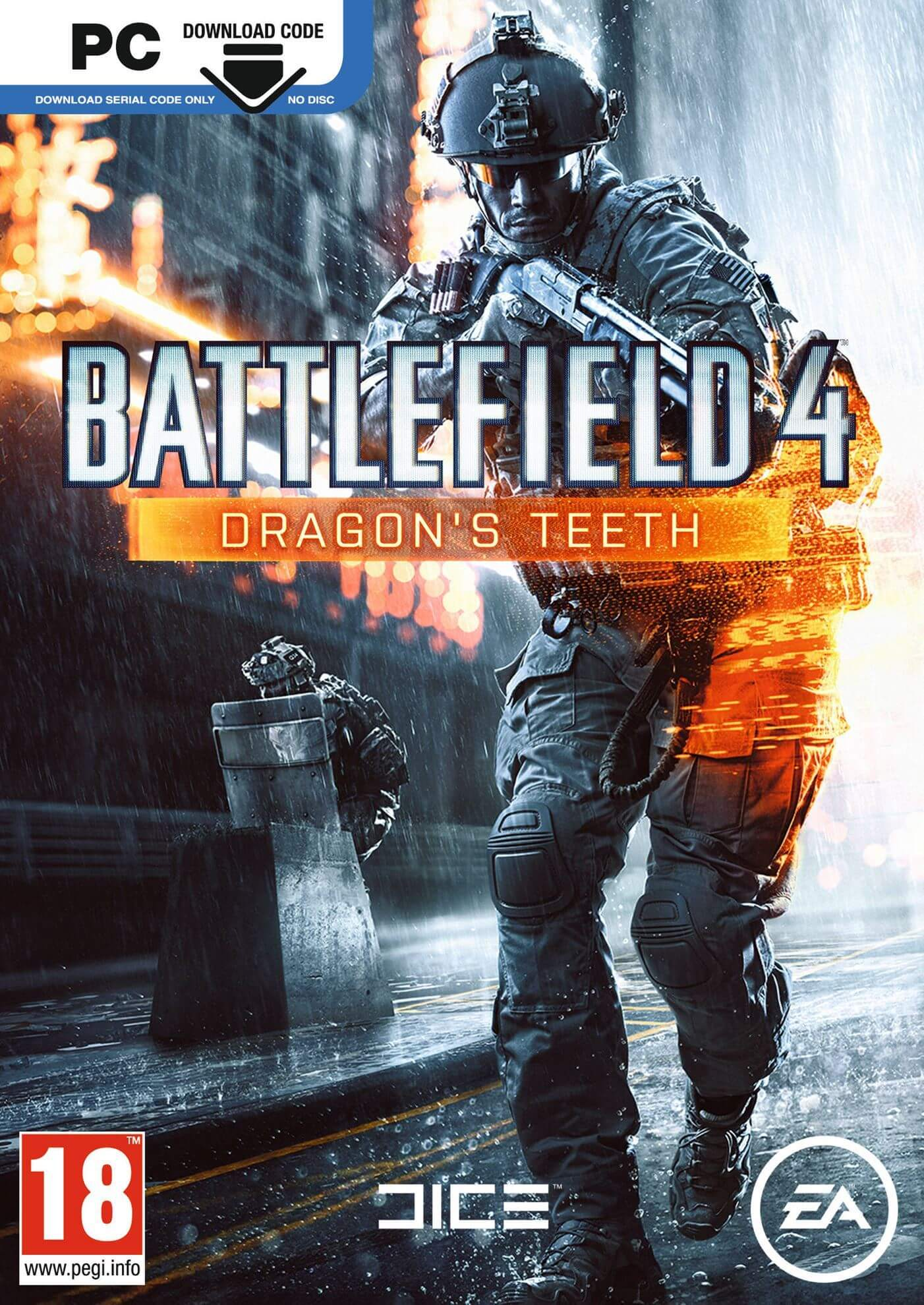 Battlefield 4™: Dragon's Teeth