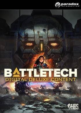BATTLETECH - Digital Deluxe Content. ürün görseli