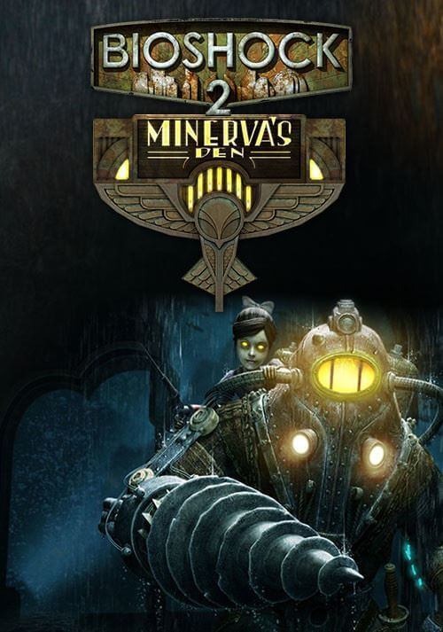 BioShock 2 : Minerva's Den. ürün görseli