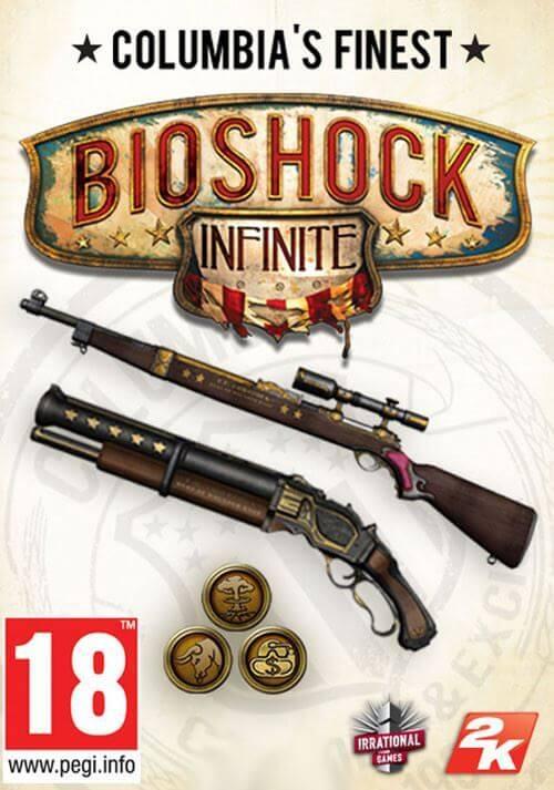 Afbeelding van BioShock Infinite : Columbia's Finest