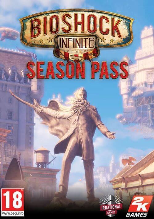 Afbeelding van BioShock Infinite - Season Pass