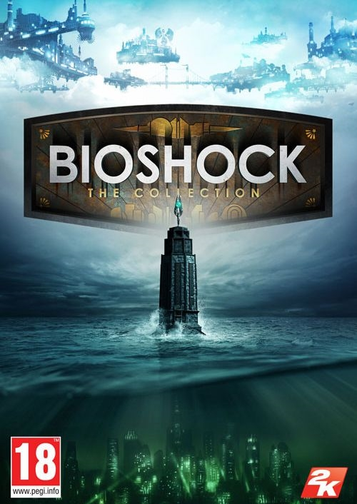 BioShock : The Collection. ürün görseli