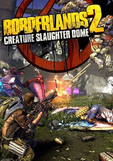 Borderlands 2 : Creature Slaughter Dome. ürün görseli
