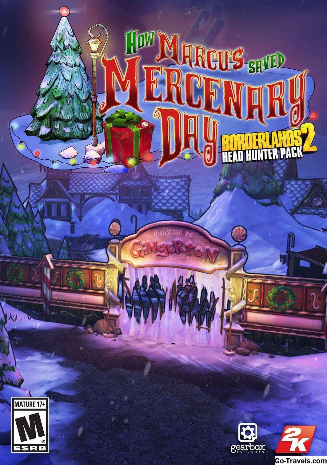 Borderlands 2: Headhunter 3: Mercenary Day. ürün görseli