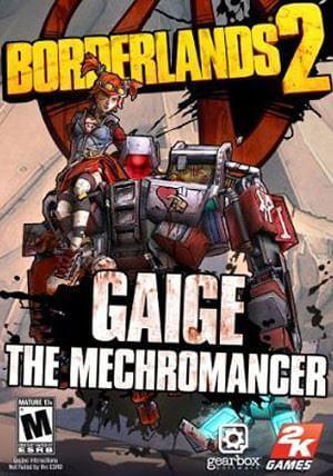 Borderlands 2 : Mechromancer Pack DLC. ürün görseli