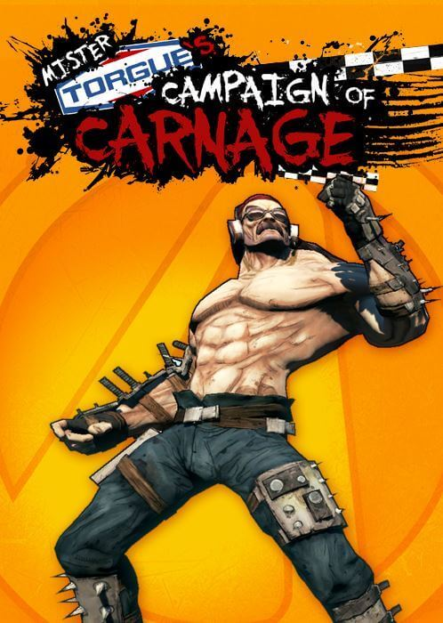 Borderlands 2: Mr Torgue's Campaign of Carnage (MAC)