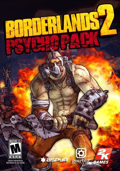 Borderlands 2 Psycho Pack (MAC)