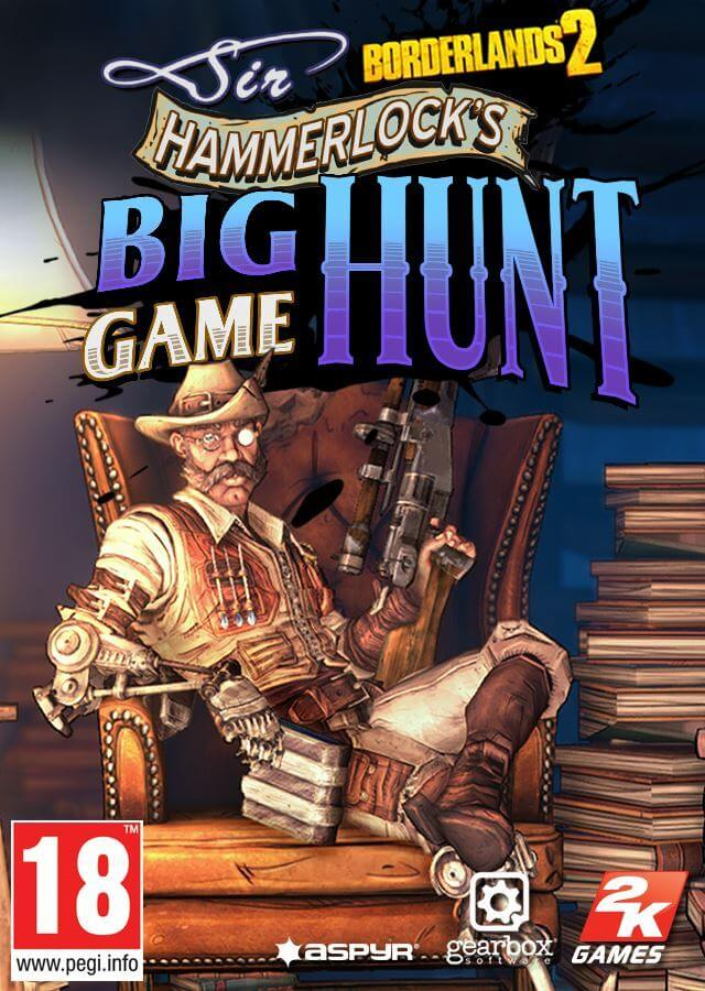 Borderlands 2: Sir Hammerlock's Big Game Hunt (MAC)