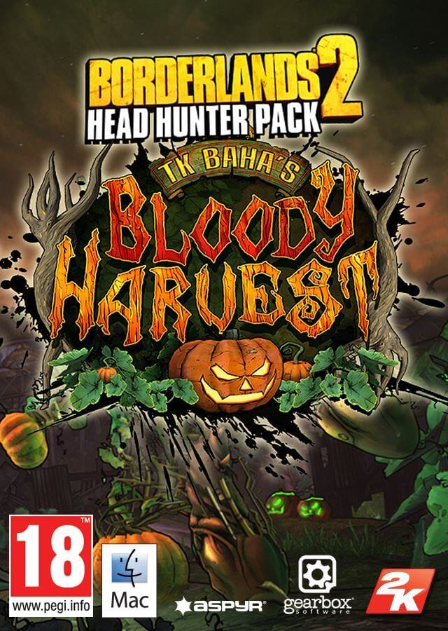 Borderlands 2: TK Baha's Bloody Harvest (MAC)