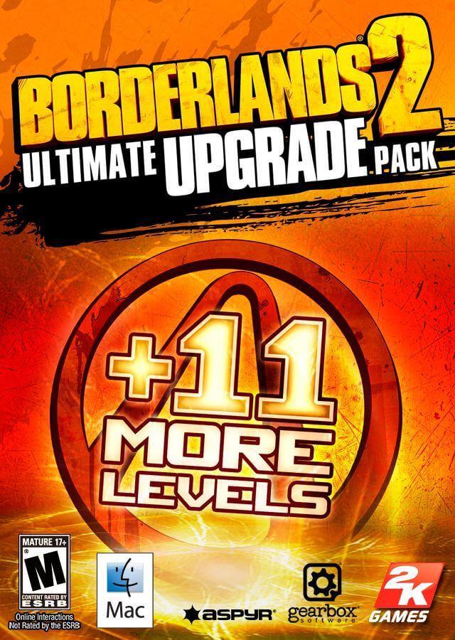 Borderlands 2: Ultimate Vault Hunters Upgrade Pack (MAC)