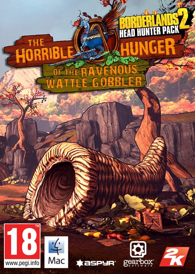 Borderlands 2: Wattle Gobbler DLC (MAC)