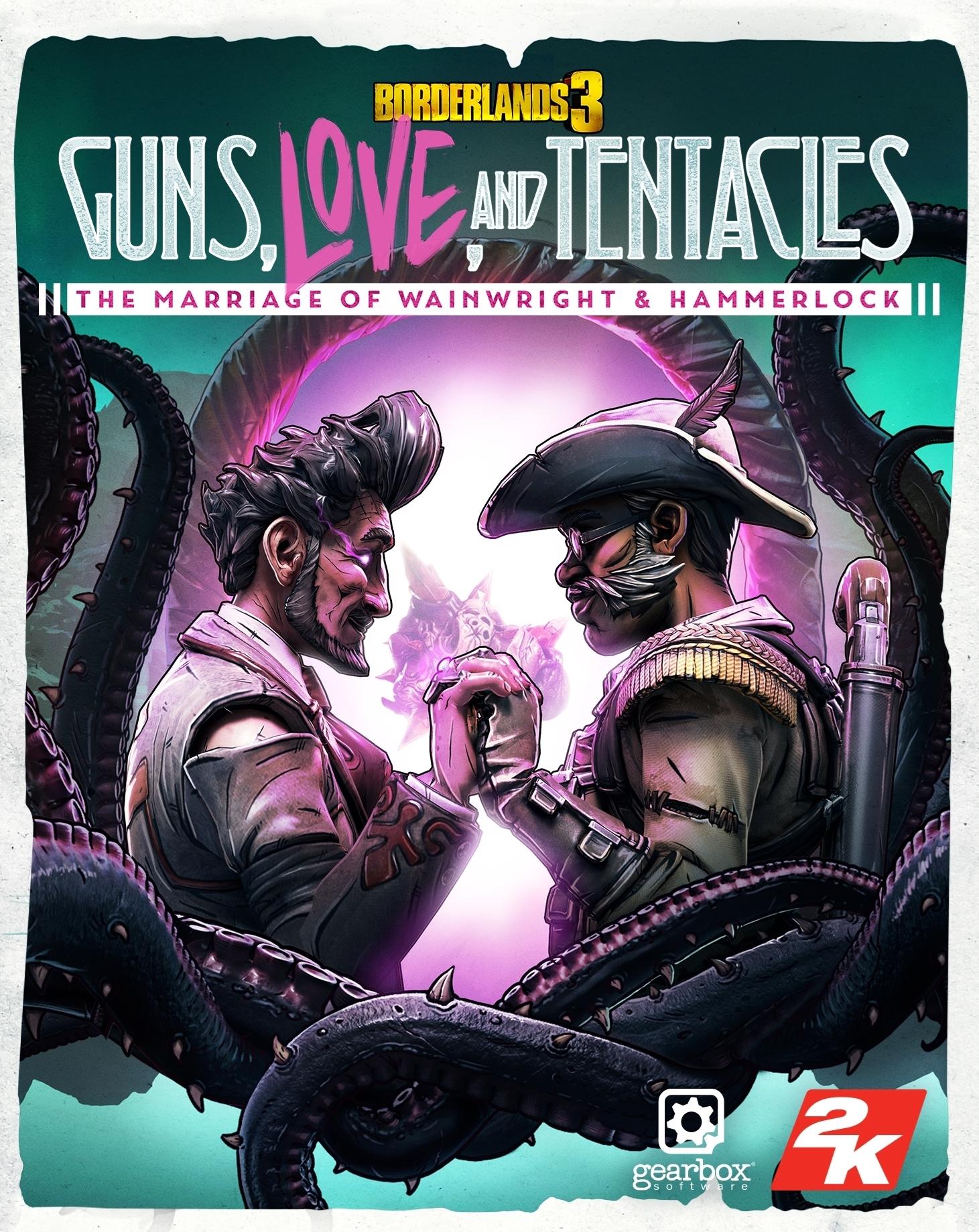 Borderlands 3: Guns, Love, and Tentacles (Steam) | ROW (4e896c55-a54c-4974-8170-48e8127520f7)
