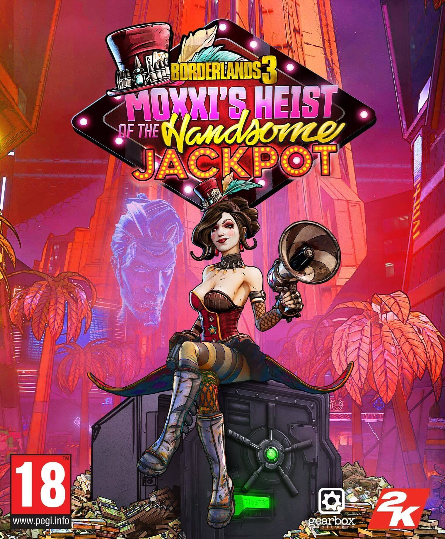 Borderlands 3: Moxxi's Heist Of The Handsome Jackpot | ROW (3b906eeb-e6e5-4f6e-924a-6fa11de5da55)