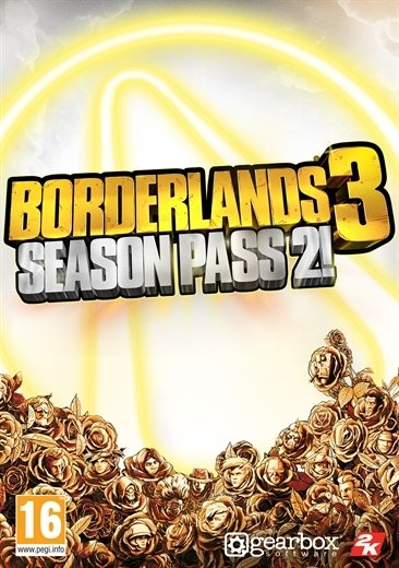 Afbeelding van Borderlands 3 Season Pass 2 (Epic)