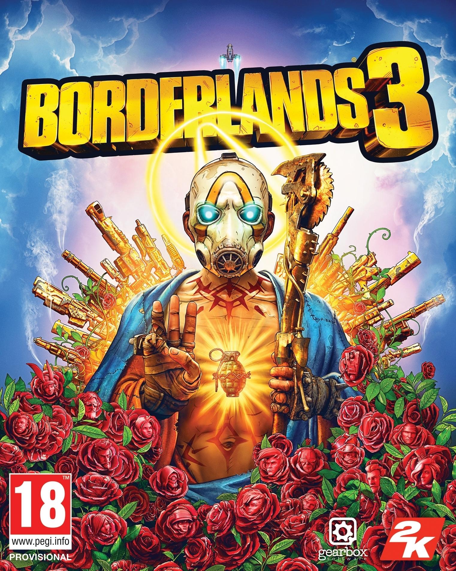Borderlands 3 (Steam) | ROW (9deaa411-0d87-42d6-b0f6-5d1f1c9c104a)
