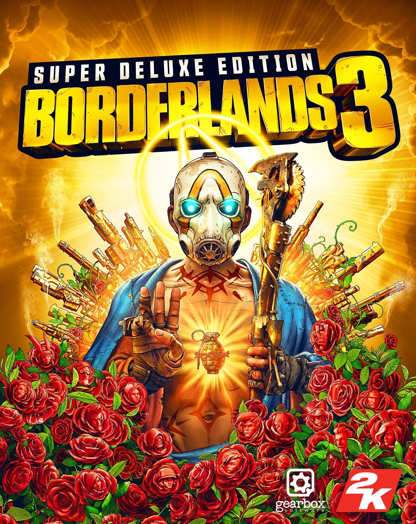 Borderlands 3 Super Deluxe Edition (Steam) | ROW (dc829192-d295-459c-9a9b-6dc1b0ea99f4)