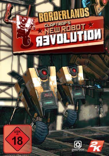 Borderlands : ClapTrap's Robot Revolution. ürün görseli