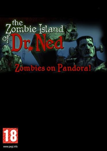 Picture of Borderlands: The Zombie Island of Dr. Ned