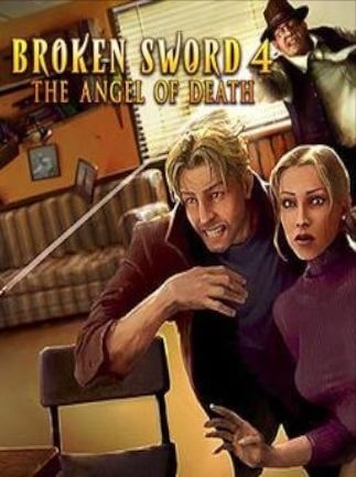 Resim Broken Sword 4 - The Angel of Death