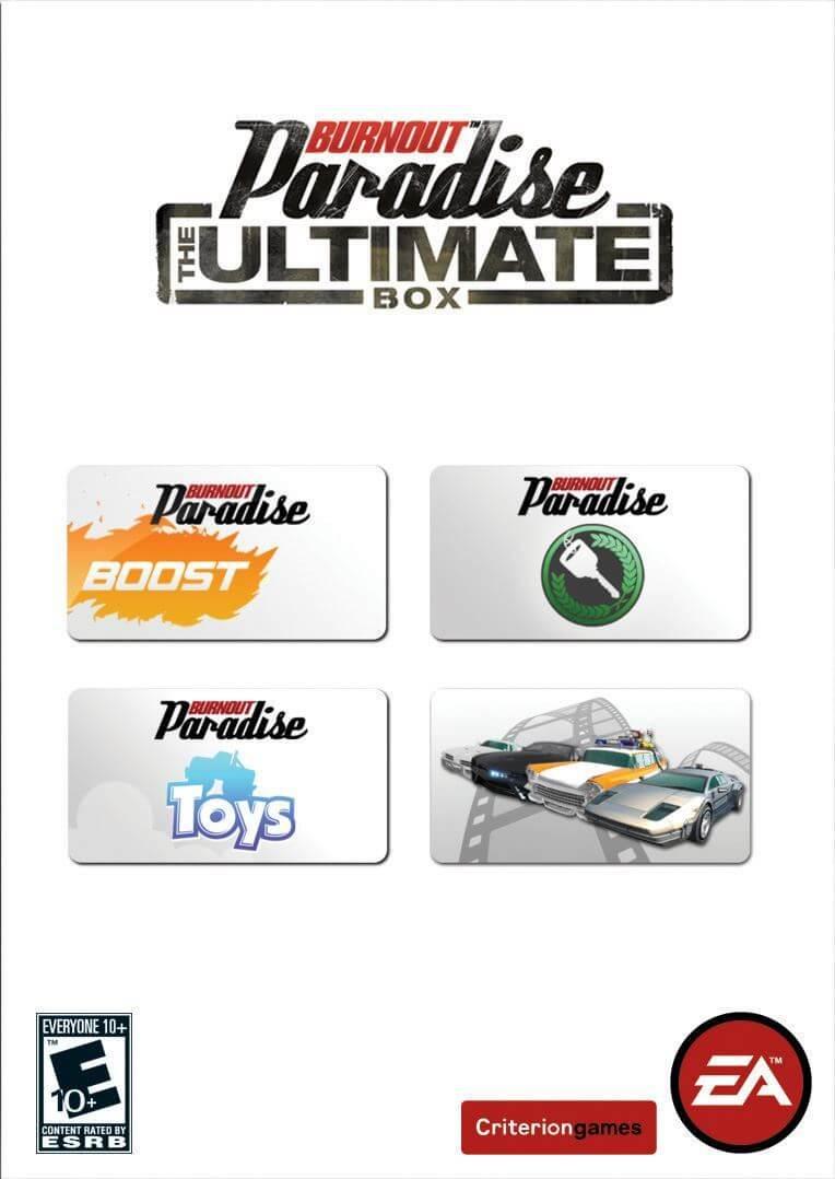 Burnout Paradise - Bonus Vehicle Pack