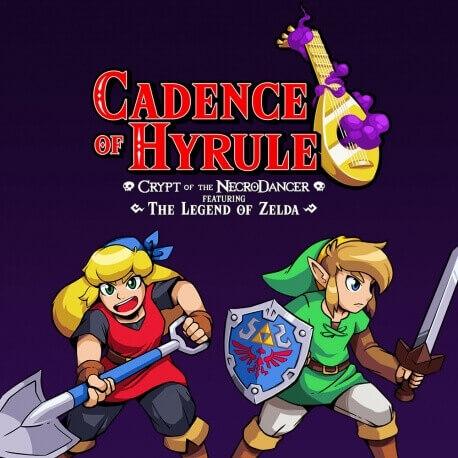 Cadence of Hyrule - Crypt of the NecroDancer Featuring Zelda. ürün görseli
