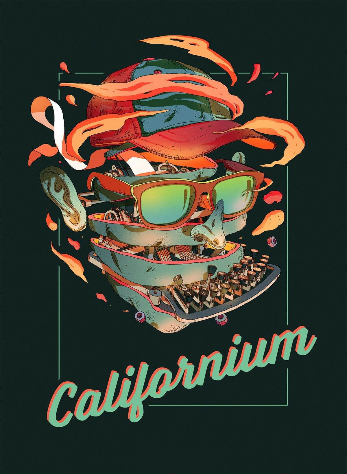 Picture of Californium