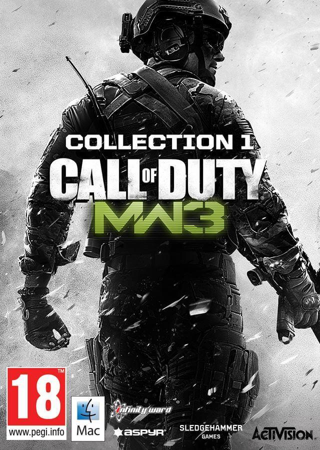 Call of Duty®: Modern Warfare® 3 Collection 1 (MAC)