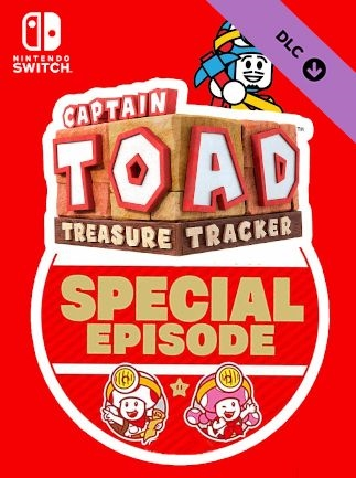 Picture of Capt Toad Treasure Tracker Special Episode