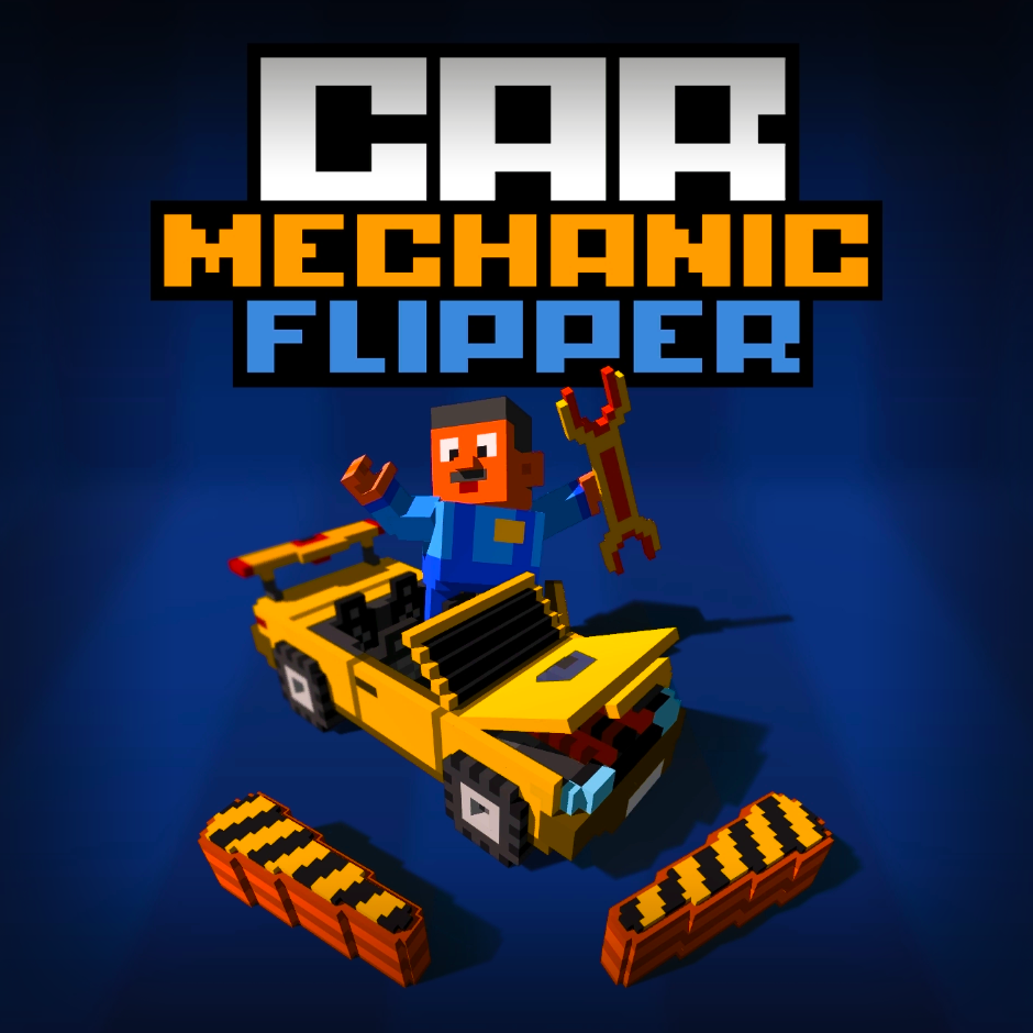 Bild von Car Mechanic Flipper - Pre Order - Steam